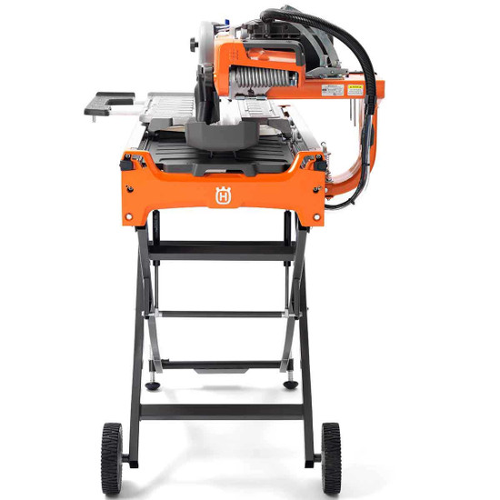 rear ms 360 husqvarna masonry saw 115v