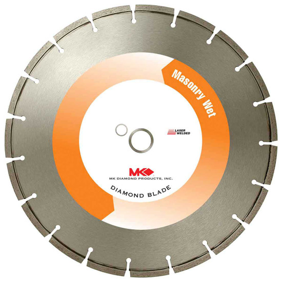 MK-10S 10 inch Segmented Diamond Blade