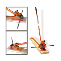 BN Products MBC-16B Manual Rebar Bender and Cutter