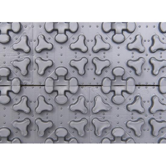 Ardex Flexbone Heat Crossbones Pattern