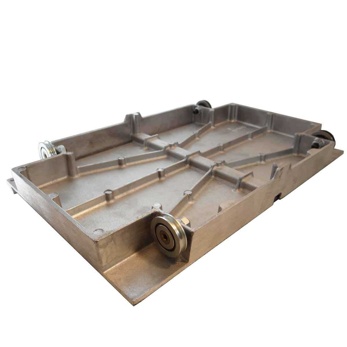 Carriage Tray for Husqvarna, Target & Felker Tile Saws underside
