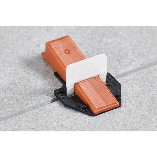 Raimondi Protecting Platform with Tile Leveling Clip and Wedge