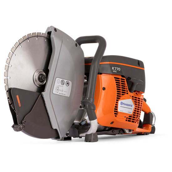Husqvarna K770 VAC 12 inch Dry Power Cutter