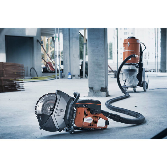 967860701 Husqvarna K770 VAC Jobsite Concrete Cutter
