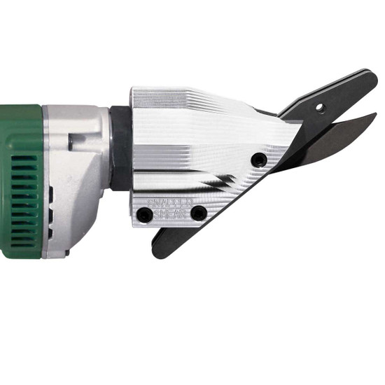 The PacTool International RazorBacker SS-424 Snapper Shear is the most powerful fiber-cement hand-held cutting shears in the world