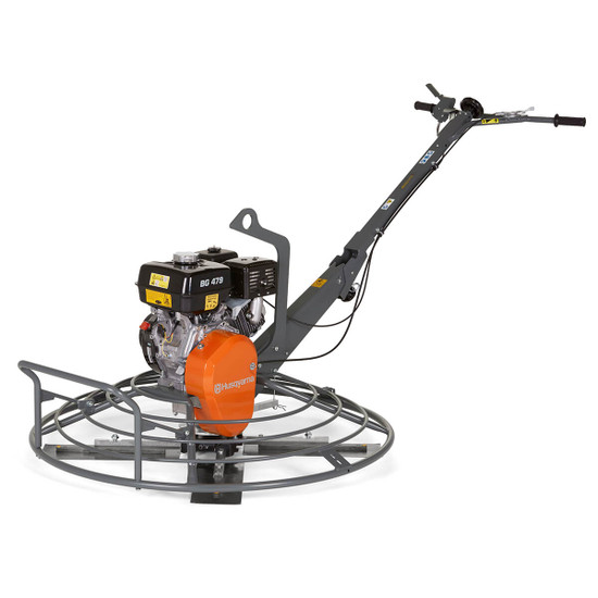 Husqvarna BG 479 Twist Pitch Power Trowel