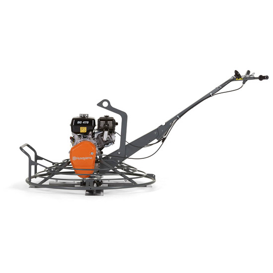 Husqvarna BG 479 TP Power Trowel with Lifting Eye