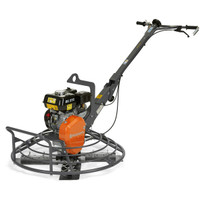 Husqvarna BG 375 Twist Pitch Power Trowel