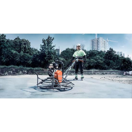 Husqvarna BG 375 Concrete Finishing Equipment