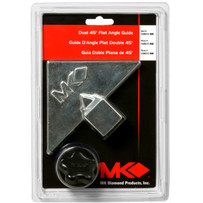 Dual 45 Flat Angle Guide for MK Tile Saws