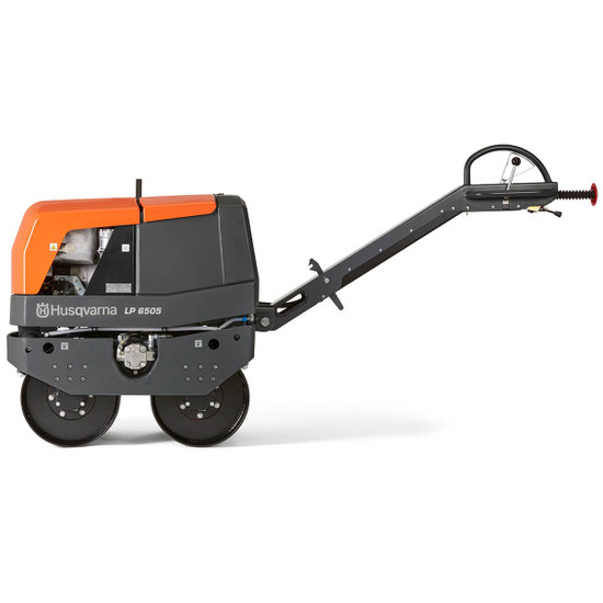 Husqvarna LP 6505 Walk-Behind Trench Roller