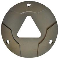 365.5725. trelawny Quick Release Diamond Plate 3 Segment quick release diamond tooling