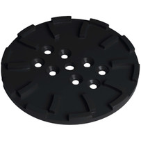 Trelawny Floor Grinder concrete diamond disc for smoothing rough or patched floors and to feather uneven joints or slab panels