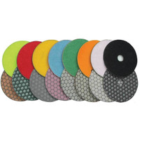 Contractors Direct Dry Polishing Pads Kit