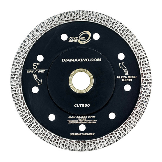 Diamax Cyclone Ultra Mesh Turbo Blade