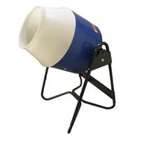 Marshalltown 300DD Poly Drum Utility Concrete Mixer