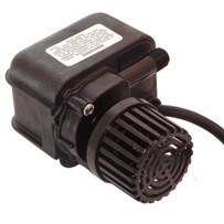 Little Giant PE-1F Multipurpose Small Submersible Replacement Pump