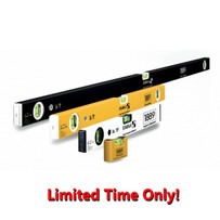 Stabila 22130 Limited Edition 4-Piece Level Set On Sale
