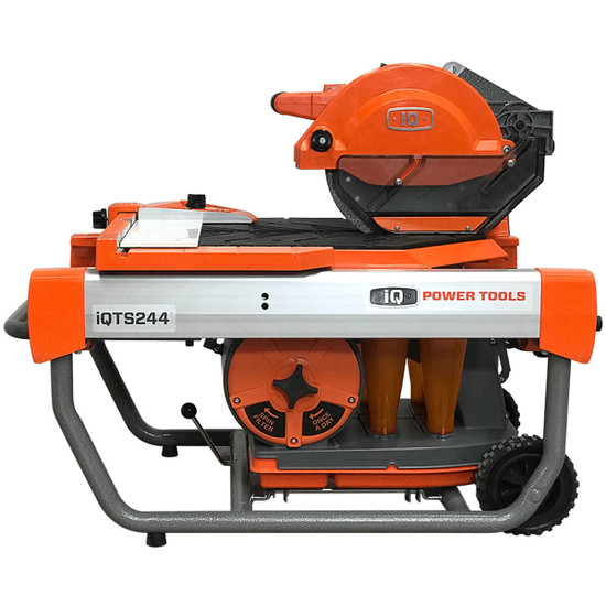 iQ Products Dustless Tile Saw