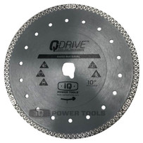 iQ Power Tools iQTS244 Q-Drive Hard Material Blade