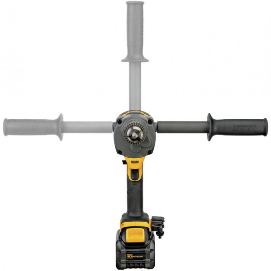 Dewalt DCD130B 3-Position side handle