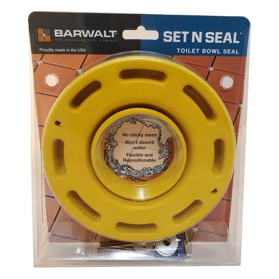 Barwalt Set-N-Seal Toilet Bowl Seal