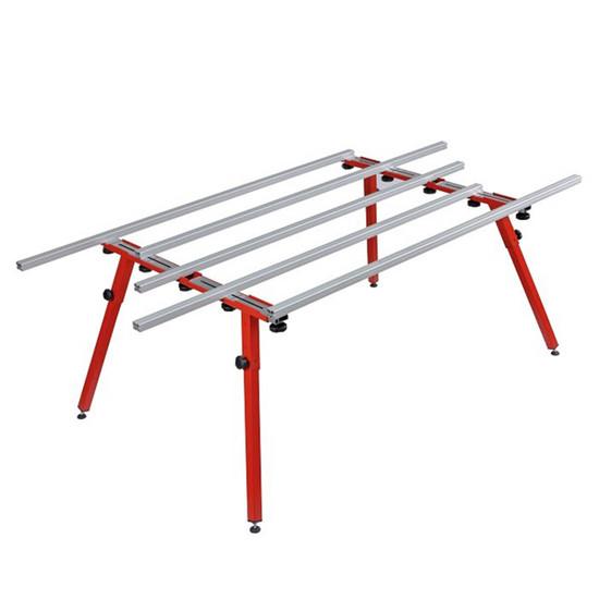 Montolit Table 1 Work Bench Configured for Large Tile