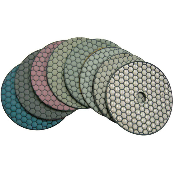 Diamant Boart Magnum-D Diamond Polishing Pads