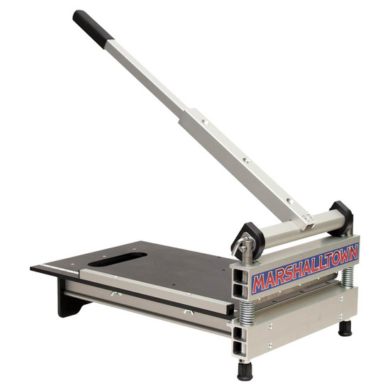 Marshalltown Vinyl and Laminate Flooring Cutter