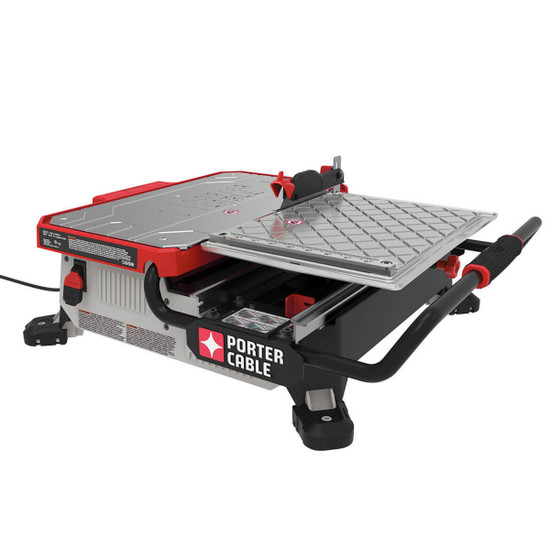 Porter Cable 7 inch Table Top Wet Tile Saw
