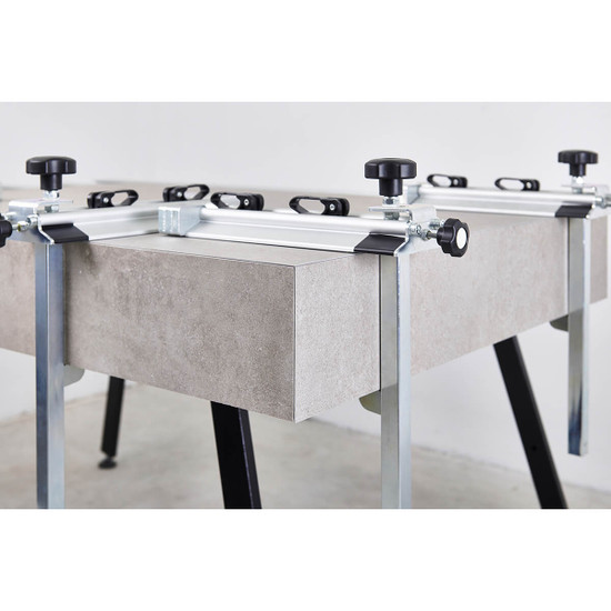 Creating Tile Countertop with Raimondi Tip-Top Clamps