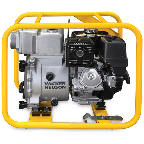 "5100042217 Wacker Neuson 4"" PTA4 honda gas engine GX390 Centrifugal Trash Pump"