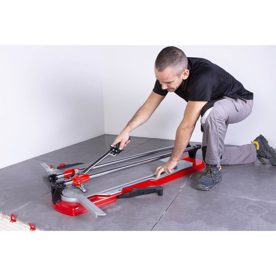 Cutting Large Floor Tile with Rubi TX-1020 MAX