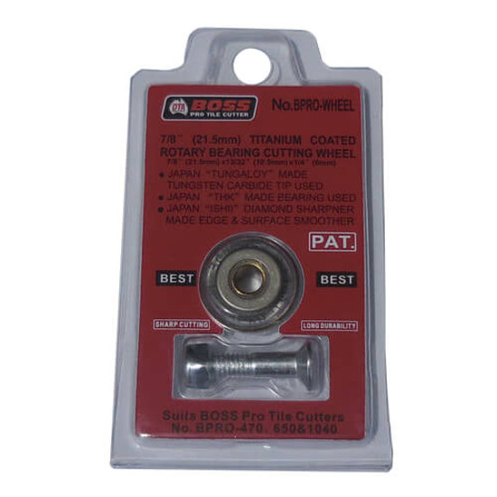 BPRO-Wheel DTA Boss Pro Tile Cutter Replacement Wheel