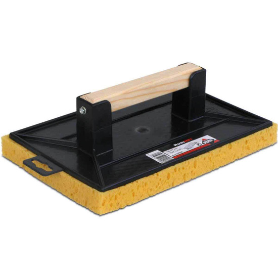 Rubi Plus Grout Sponge With Backer