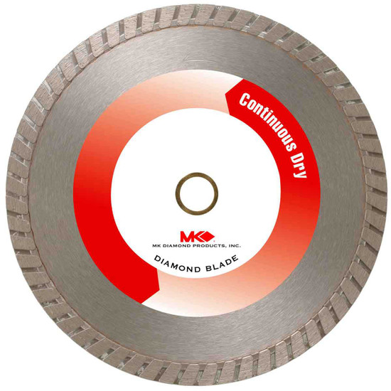 MK-625D Dry Cutting Turbo Rim Blade