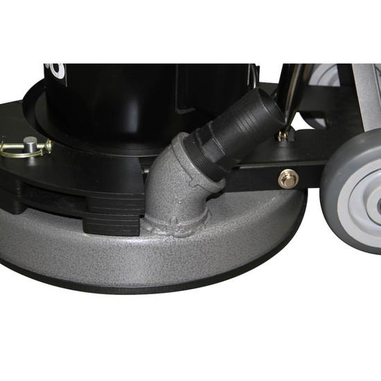 Hawk Merlin 360 Floor Machine Dust Control
