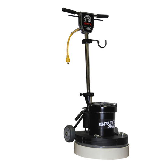 Hawk Brute 360 Severe-Duty Industrial Floor Machine