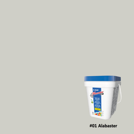 Mapei Flexcolor CQ Ready-to-Use Grout - Alabaster