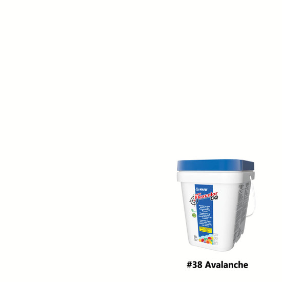 Mapei Flexcolor CQ Ready-to-Use Grout - Avalanche