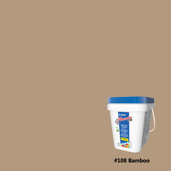 Mapei Flexcolor CQ Ready-to-Use Grout - Bamboo