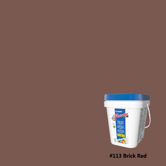 Mapei Flexcolor CQ Ready-to-Use Grout - Brick Red