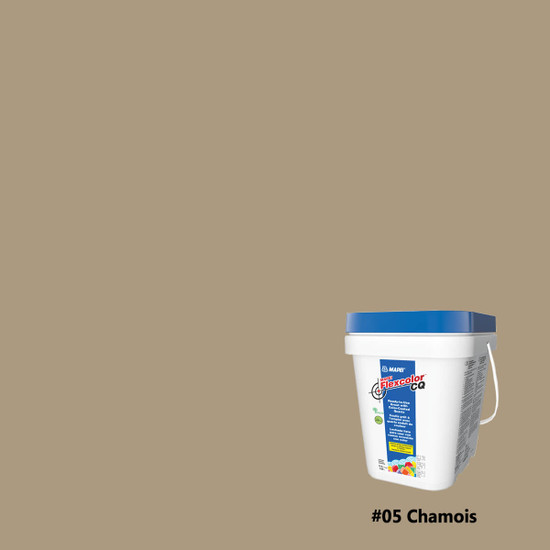 Mapei Flexcolor CQ Ready-to-Use Grout - Chamois