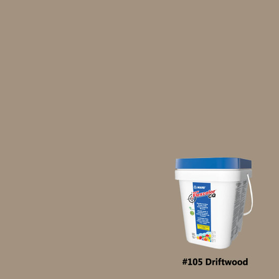 Mapei Flexcolor CQ Ready-to-Use Grout - Driftwood