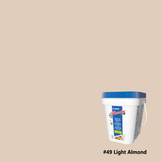 Mapei Flexcolor CQ Ready-to-Use Grout - Light Almond