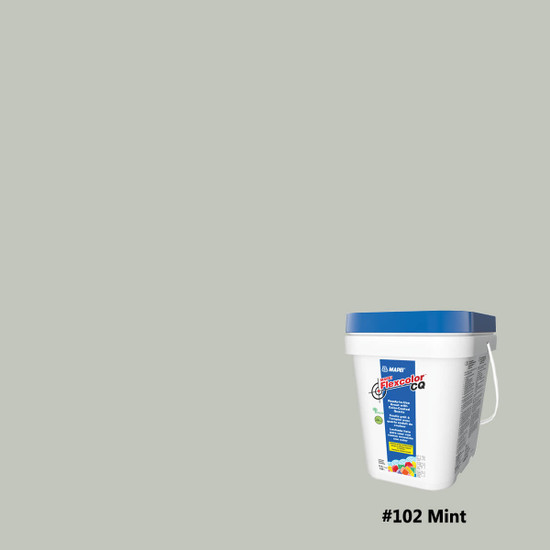 Mapei Flexcolor CQ Ready-to-Use Grout - Mint