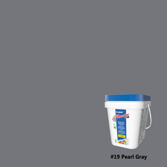 Mapei Flexcolor CQ Ready-to-Use Grout - Pearl Gray