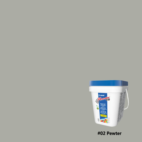 Mapei Flexcolor CQ Ready-to-Use Grout - Pewter