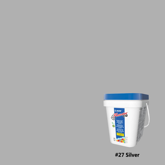 Mapei Flexcolor CQ Ready-to-Use Grout - Silver