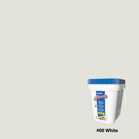 Mapei Flexcolor CQ Ready-to-Use Grout - White